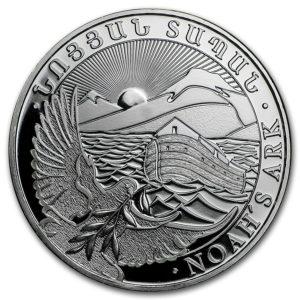 ノアの方舟銀貨へリンク